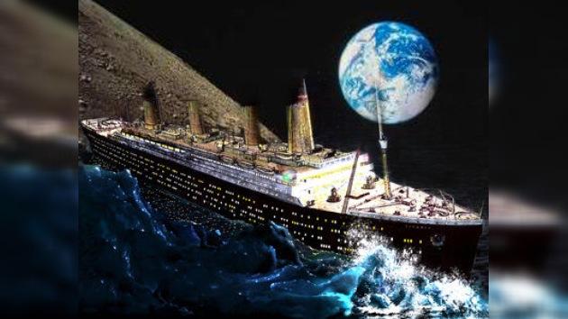 Un fenómeno astronómico podría haber causado el naufragio de Titanic