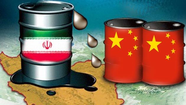 China aumenta las importaciones de petróleo de Irán