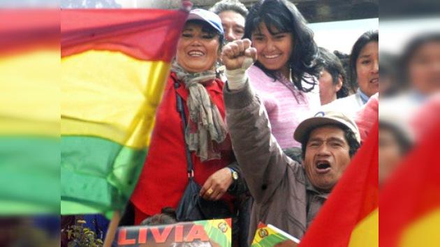 """Evo Morales: """"Si por mí fuera, vuelvo a la tierra a trabajar"""""""