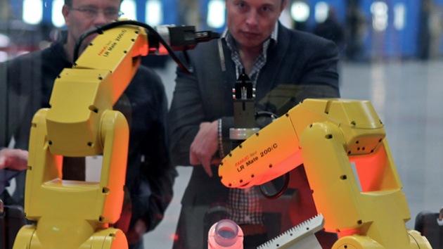 Los robots destruirán casi la mitad de los puestos de trabajo del mundo