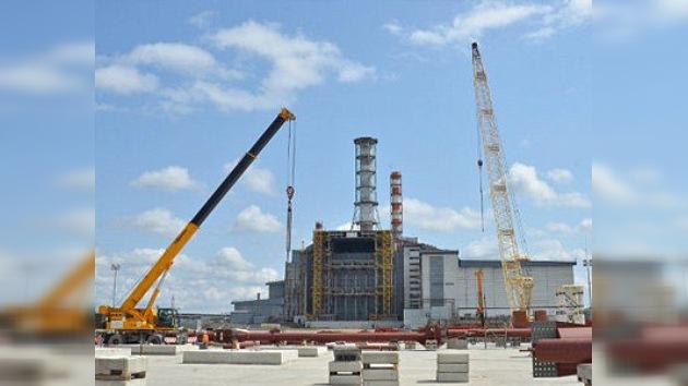 Chernóbil 2012: 1.500 millones para el sarcófago y recortes para los ex socorristas