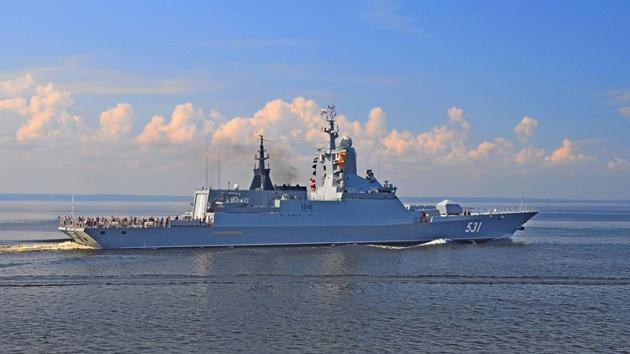 La Armada rusa recibirá el primer buque de diseño modular en 2020