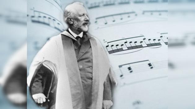 170 años del nacimiento de Piotr Chaikovski
