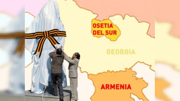 Inaugurados nuevos monumentos dedicados a la Gran Guerra Patria