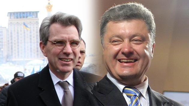 """Embajador de EE.UU.: """"Hemos doblado la ayuda militar a Ucrania"""""""