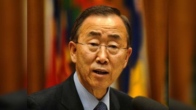Ban Ki-moon anuncia que optará a la reelección como secretario general de la ONU