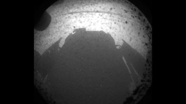 La misión de la NASA 'Curiosity' aterriza en Marte
