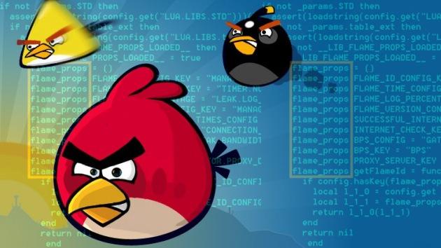 ¿Qué tienen en común Angry Birds y el arma cibernética Flame?