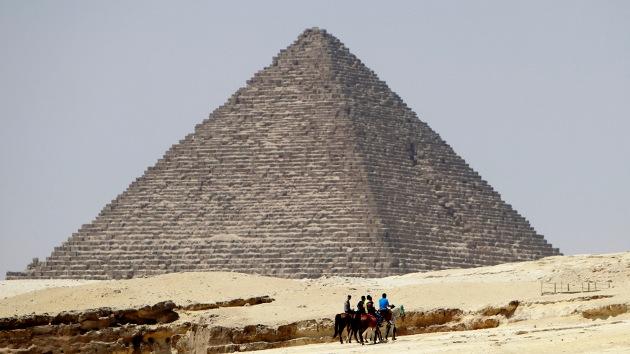 Proponen una nueva y rompedora teoría sobre la construcción de las pirámides de Egipto