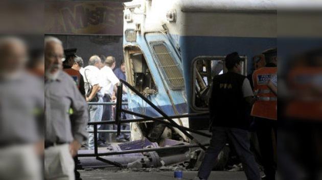 Al menos 50 muertos y centenares de heridos en un accidente de tren en Buenos Aires