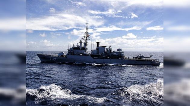 Rusia moderniza su base naval en Tartús