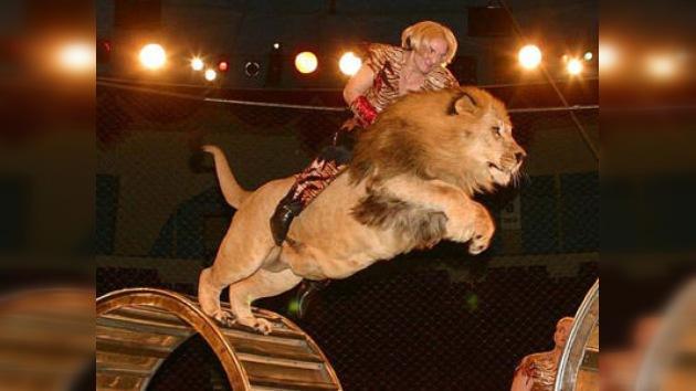 Accidente en el Circo de los Hermanos Zapashny