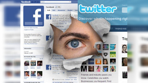 Ex jefe de inteligencia aboga por legalizar el rastreo vía Twitter y Facebook