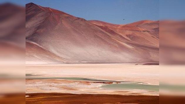El desierto de Atacama se convertirá en Marte