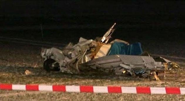 Al menos cinco muertos en un accidente aéreo en Bélgica