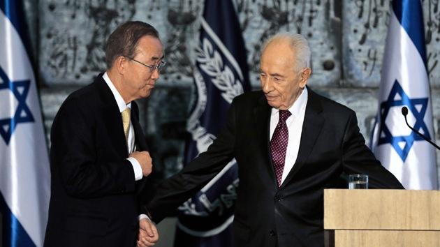 WikiLeaks: Ban Ki-moon colaboró en secreto con Israel para socavar un informe de la ONU