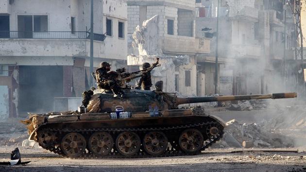 """""""Ataque contra Siria causará una reacción en cadena con consecuencias catastróficas"""""""
