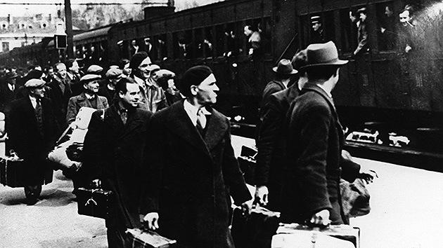 Piden indemnización a una empresa gala por llevar a judíos a campos de exterminio nazis