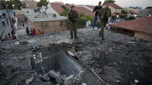 """Israel mata a 10 miembros de una familia palestina y a sus vecinos """"por error"""""""