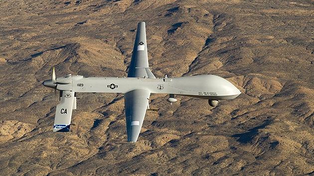 La familia de la niña desfigurada en el ataque de un dron denuncia que EE.UU. la oculta