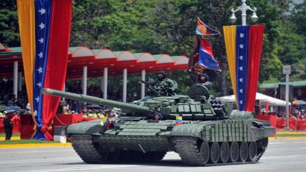 Venezuela se rearma de la mano de Rusia