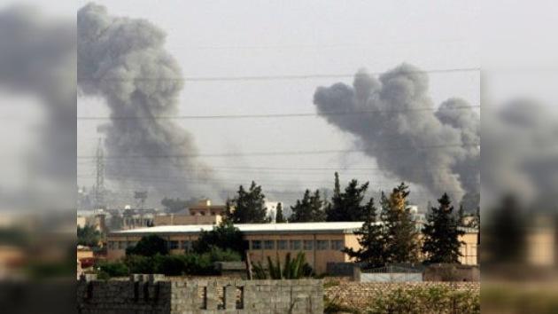 """La hija de Gaddafi presenta una demanda a la OTAN por """"crímenes de guerra"""""""