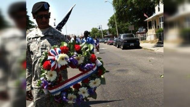 Suspendido en Nueva York el desfile de los veteranos de la Guerra de Irak