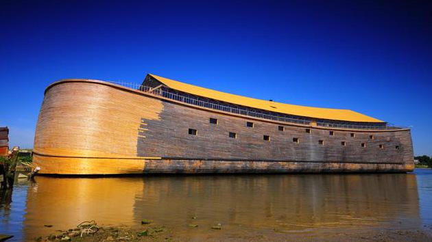 Holanda arma una réplica del Arca de Noé