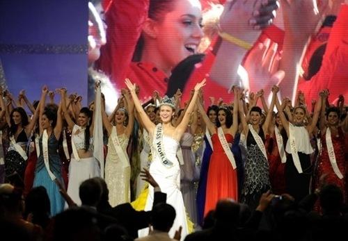Concurso Miss Mundo 2010