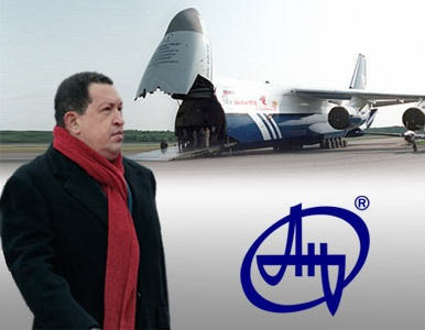 Venezuela se interesa por la aeronáutica ucraniana