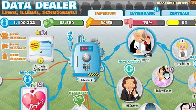 Crean un videojuego basado en el escándalo sobre espionaje de EE.UU.