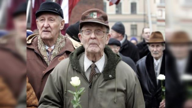 Los radicales letones harán un mitin de apoyo a la Waffen-SS