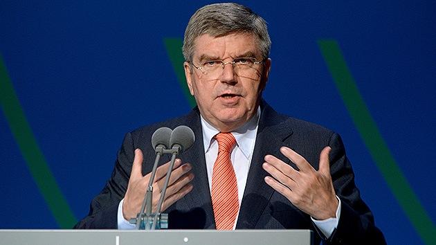 Thomas Bach sucederá a Jacques Rogge en la presidencia del Comité Olímpico Internacional