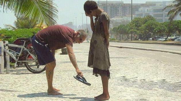 Fotos que le harán creer que la bondad existe