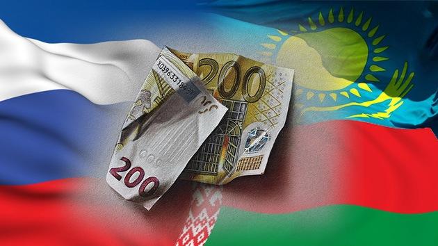 La Unión Euroasiática creará una divisa propia que hará frente al euro