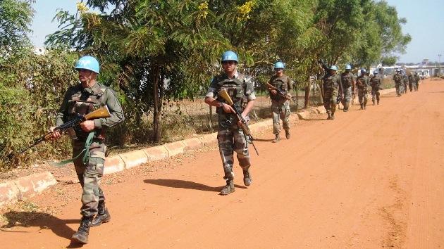 Rebeldes de Sudán del Sur abren fuego contra un avión militar de EE.UU.