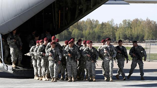 Los países bálticos comienzan los ejercicios tácticos con los militares de EE.UU.