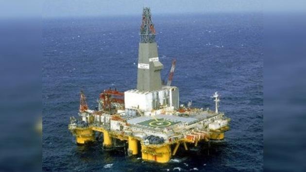 Se hunde otra plataforma del propietario de la Deepwater Horizon