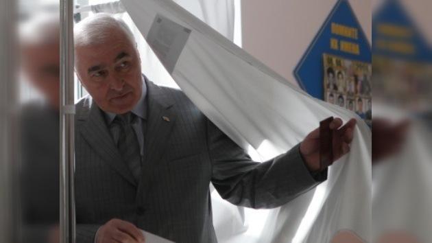 Ex jefe de seguridad se perfila como vencedor de los comicios en Osetia del Sur