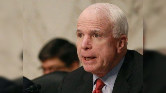 Los senadores republicanos piden a Obama que regrese las tropas a Irak