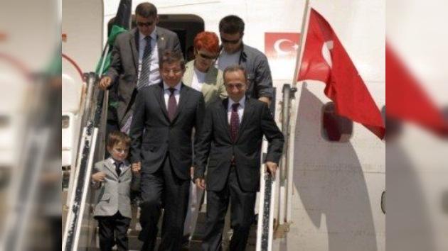 Las autoridades transitorias de Bengasi son reconocidas por Turquía