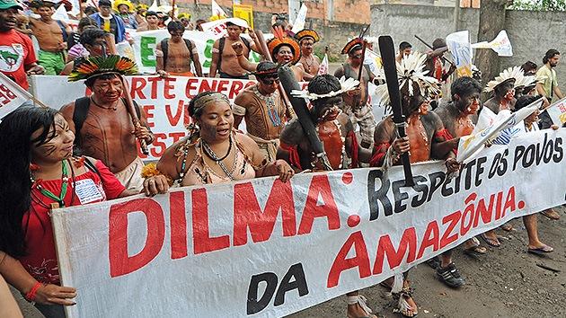 El Supremo Tribunal de Brasil avala la construcción de la presa de Belo Monte