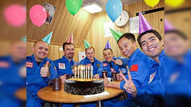 """Cumpleaños """"marcianos"""""""