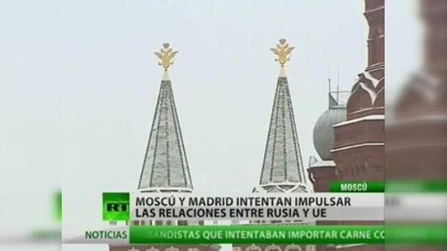 Rusia comienza su año político con las visitas de Erdogan y Moratinos