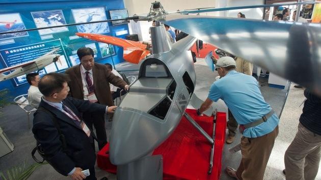 China lanzará una escuadrilla de drones para vigilar las islas en disputa