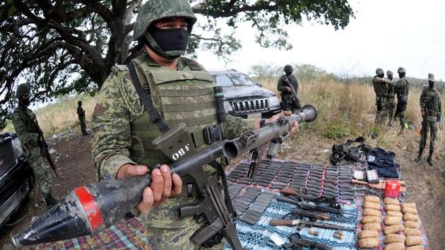 ONU: Libia es el mayor exportador de armas ilegales del mundo