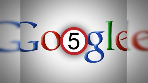 Google pone un límite a la distribución gratuita de información