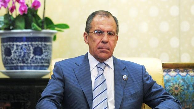 Rusia propone acoger una reunión para Siria
