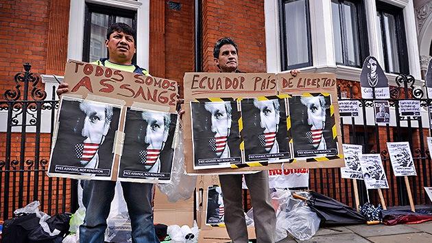 Caso WikiLeaks: Suecia pone al tanto de su sistema judicial al embajador de Ecuador