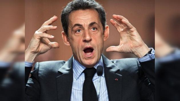 Sarkozy, ¿listo para ceder soberanía a Alemania?